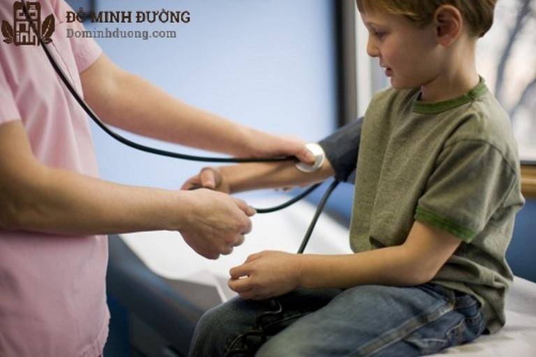 Bệnh nang thận ở trẻ em có thể dẫn tới tình trạng tăng huyết áp