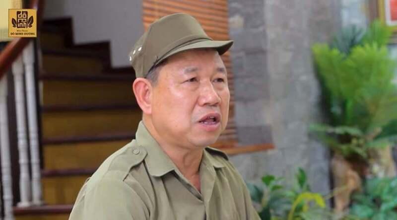 Chú Bình kể lại quãng thời gian từng sinh hoạt trong môi trường quân đội