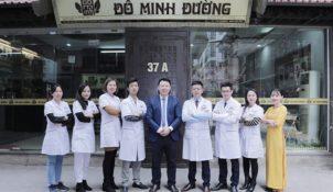 Đội ngũ bác sĩ, lương y Đỗ Minh Đường không gừng nỗ lực mang đến chất lượng dịch vụ tốt nhất