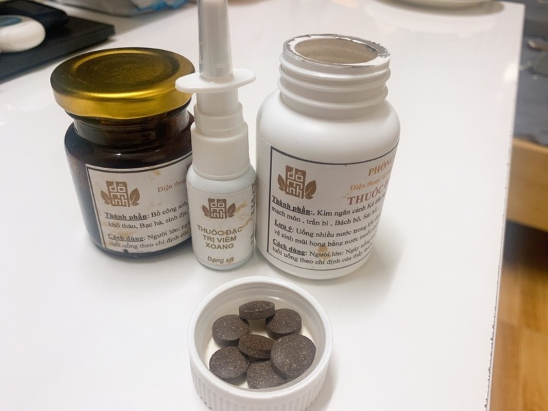Liệu trình bài thuốc Viêm mũi dị ứng Đỗ Minh mà Ngọc Hà sử dụng